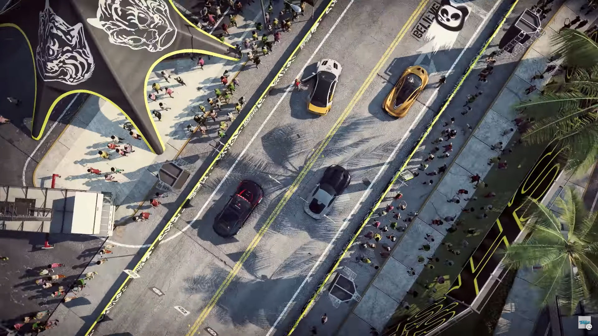 Need for Speed Heat gameplay-trailer