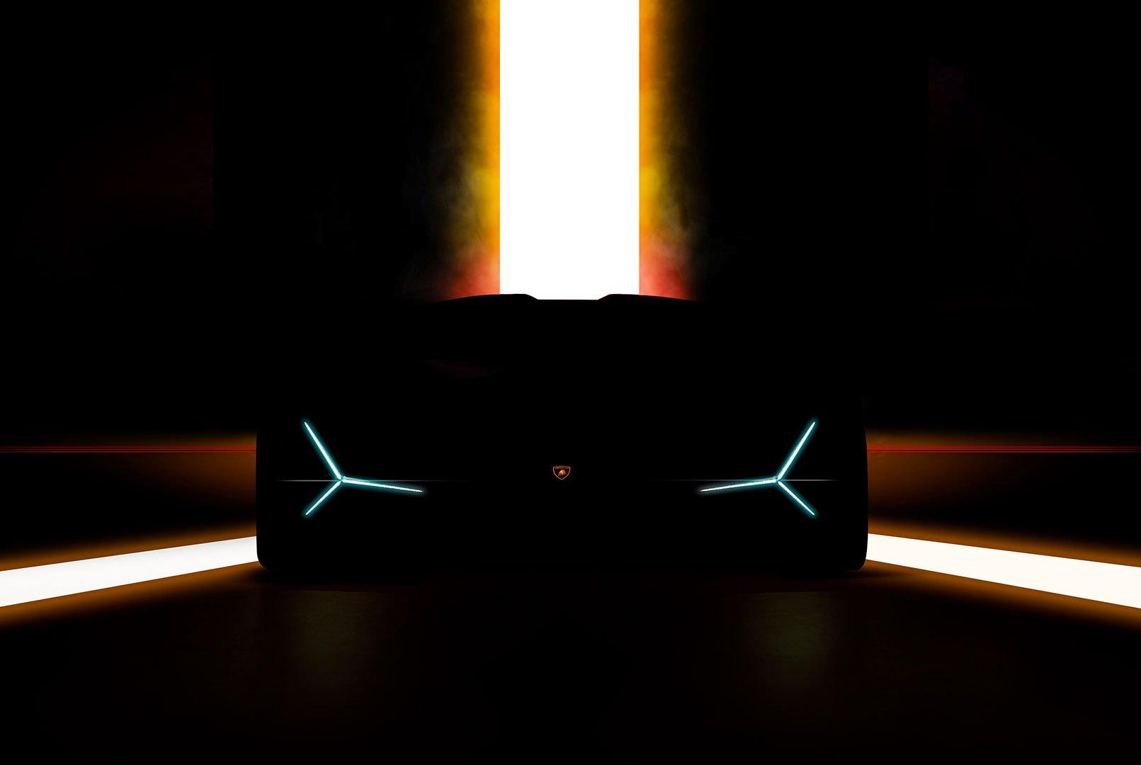 Nieuwe Lamborghini 2019