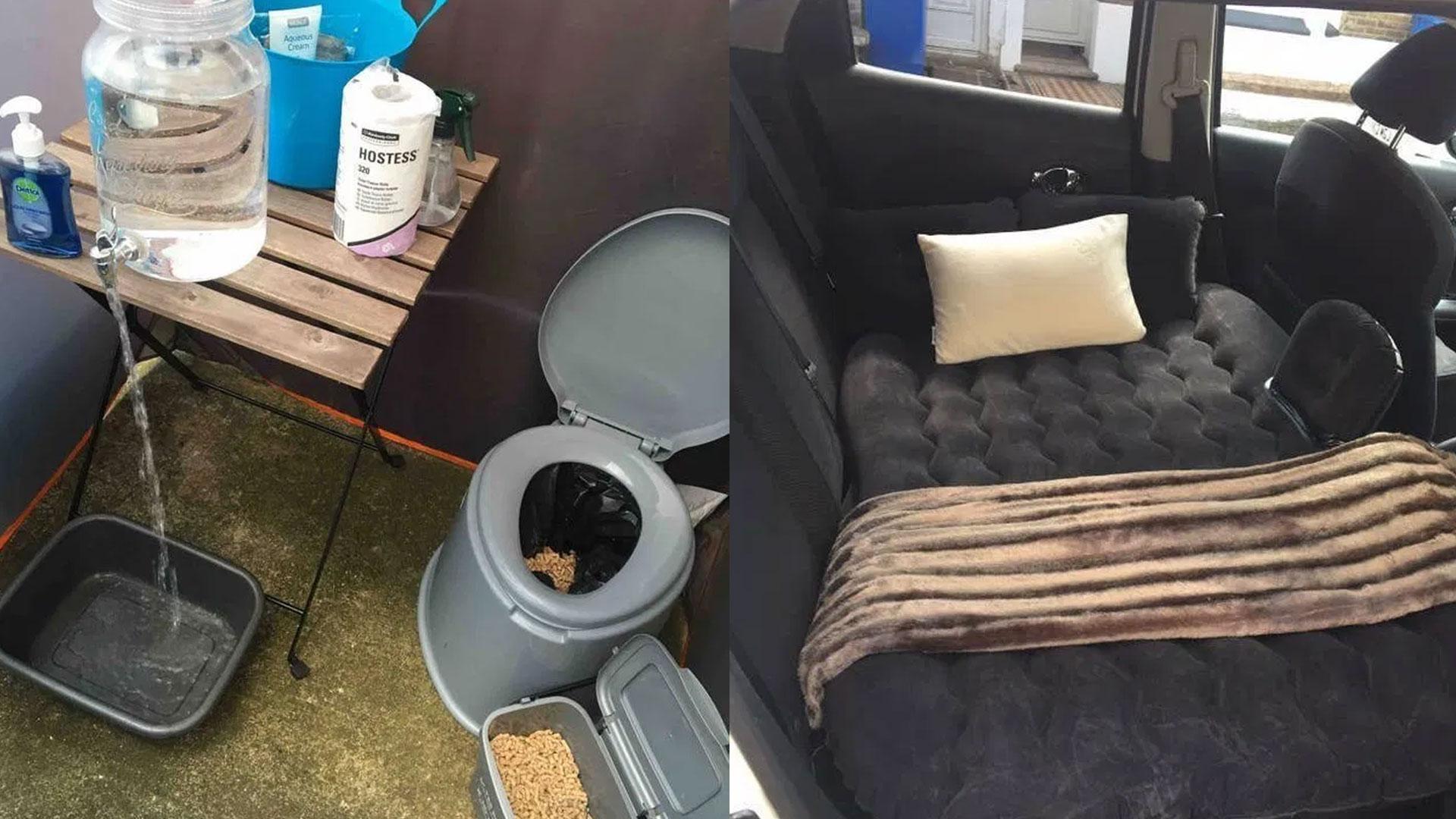 nissan juke airbnb