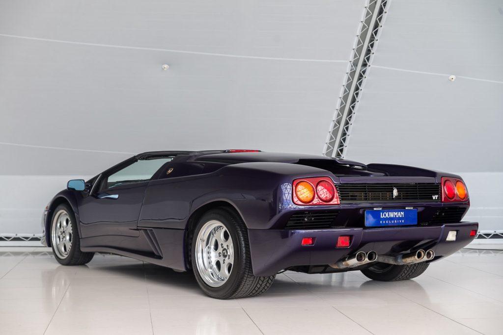 Lamborghini Diablo @ Louwman Exclusive
