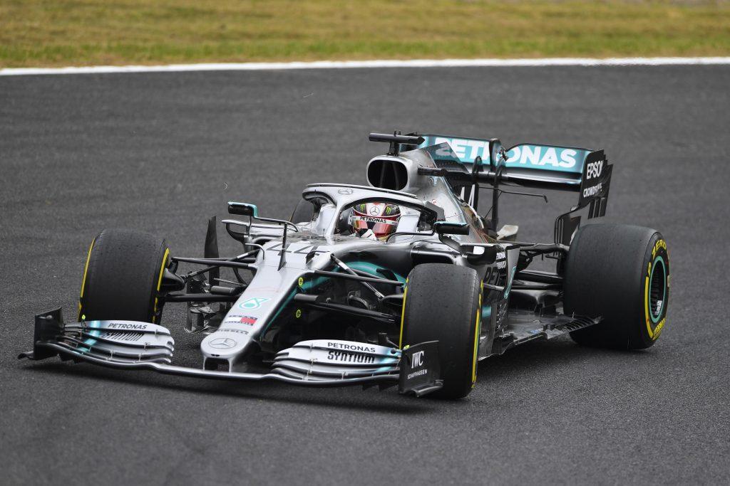 Hamilton GP van Japan 2019
