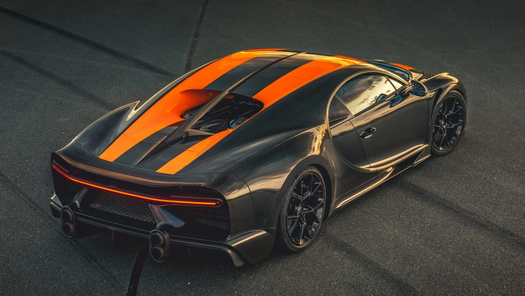Bugatti Chiron Super Sport 3 4 achter