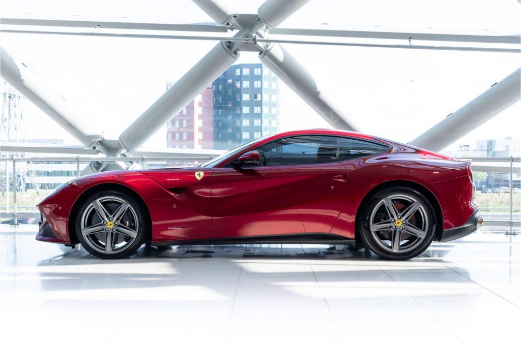 Ferrari F12 Berlinetta Louwman Exclusive