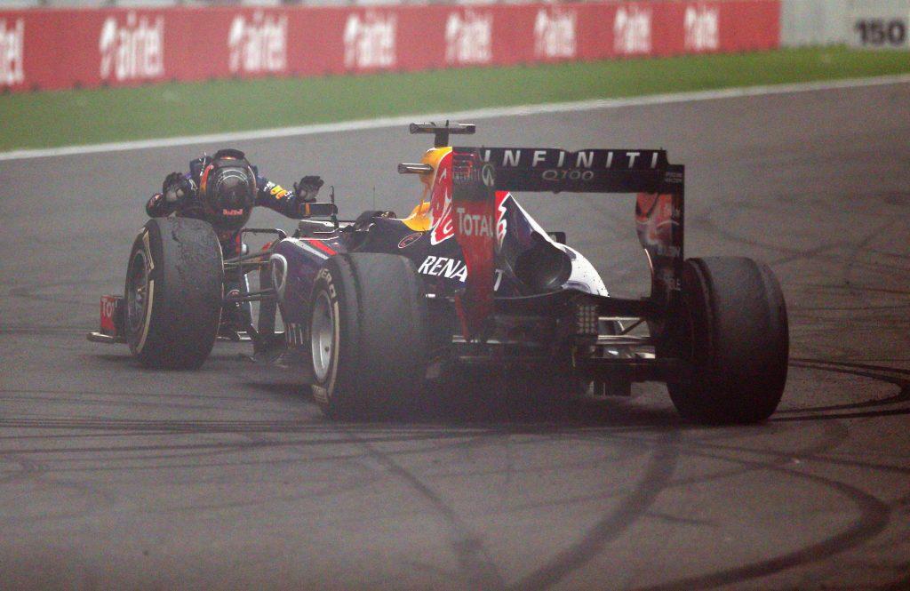 Vettel aanbidt de RB9
