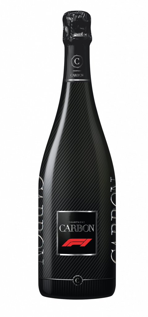 Carbon-champagnefles