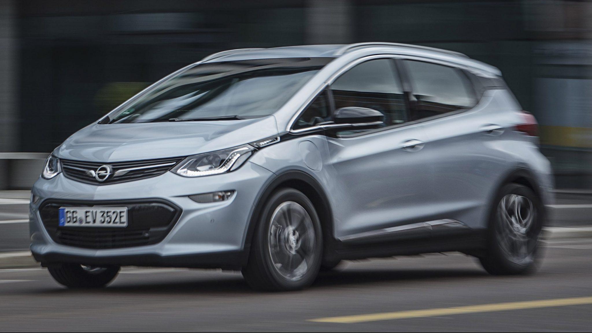 Prijs Opel Ampera-E