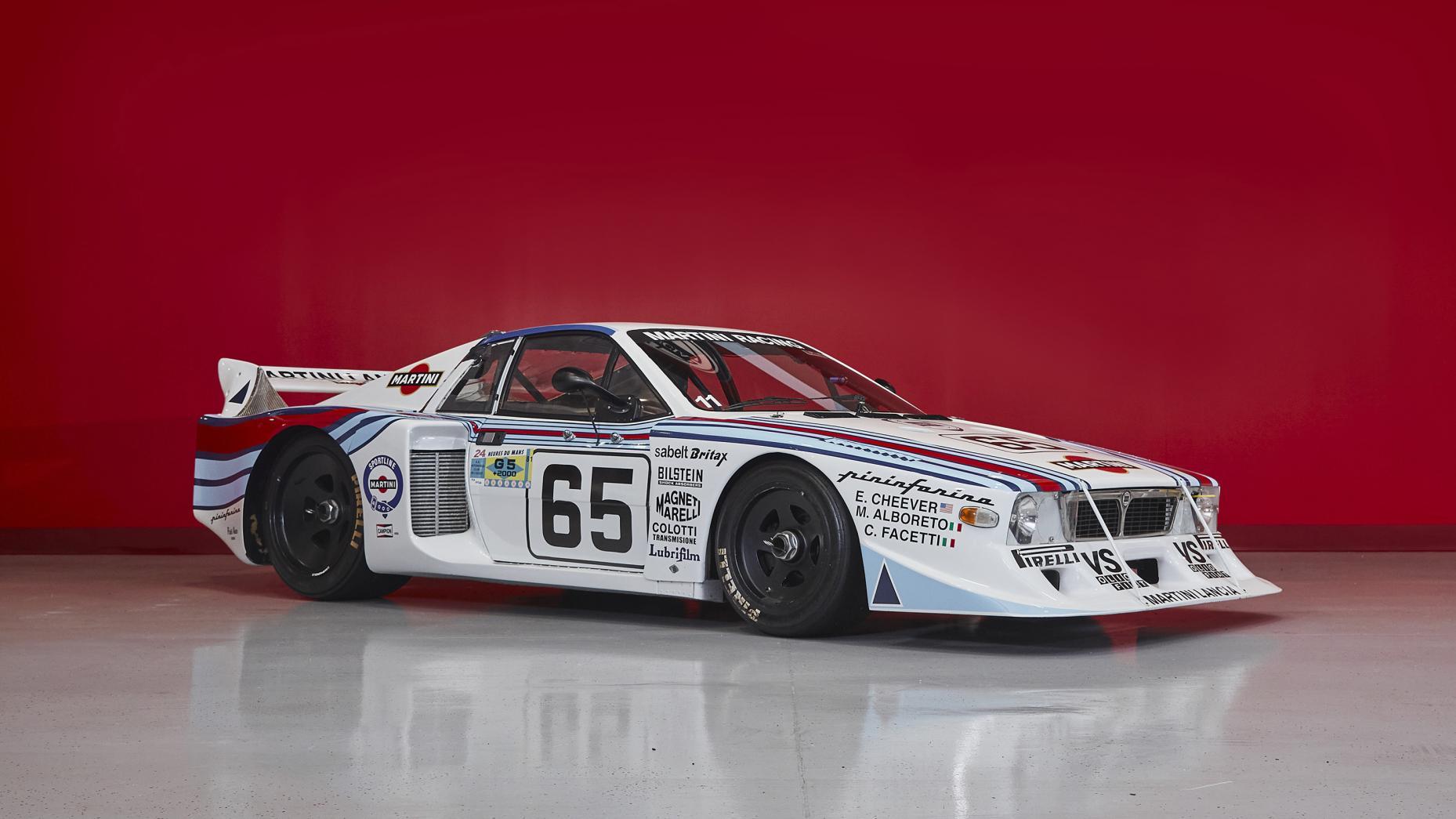 Lancia Beta Montecarlo Turbo GR V