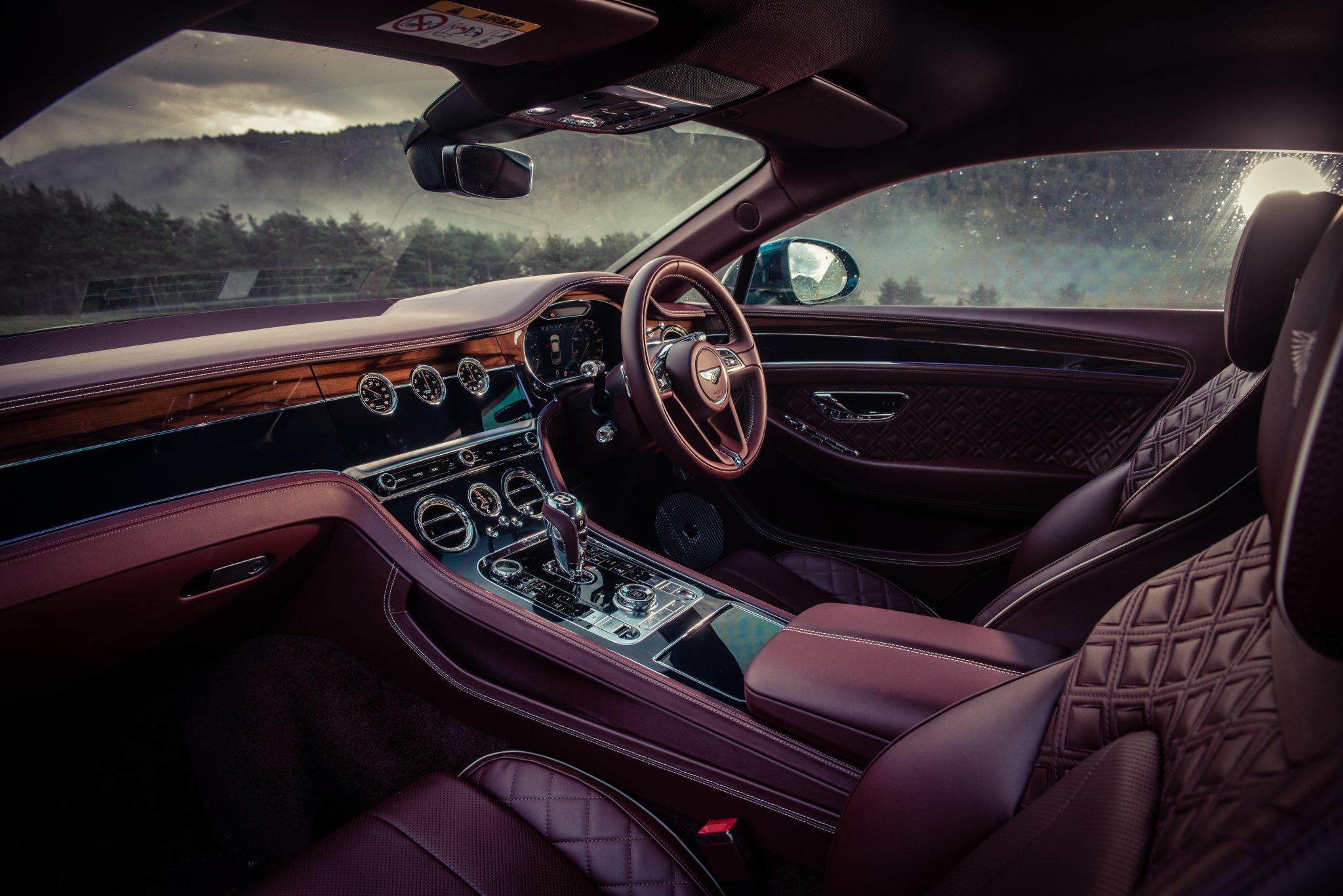 Interieur Bentley Continental GT