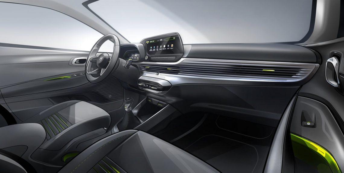 Interieur Hyundai i20 2020