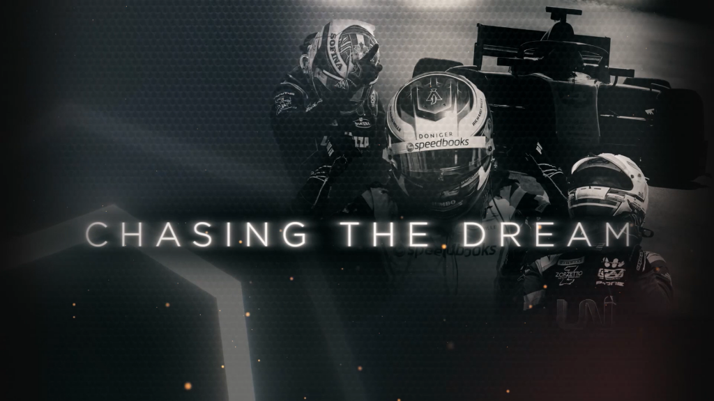 Chasing The Dream documentaire Formule 2