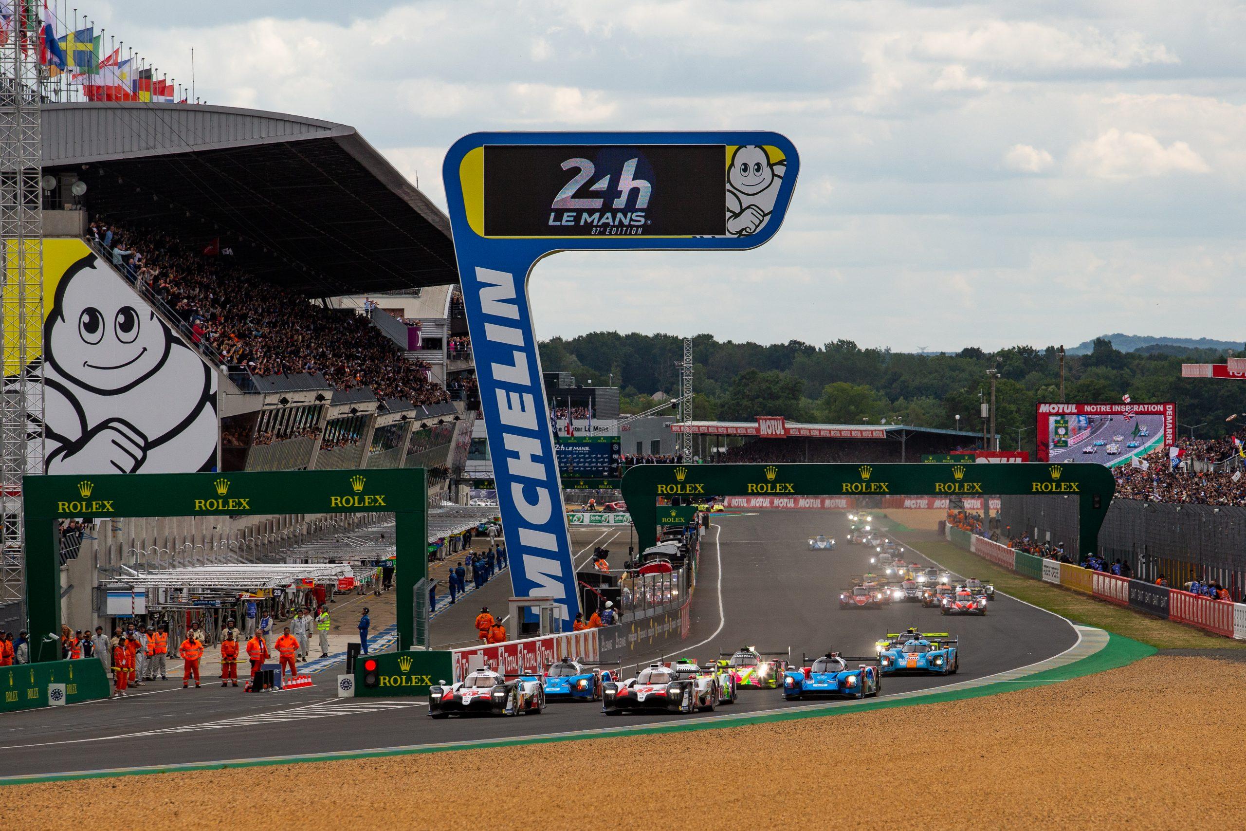 24 Uur van Le Mans uitgesteld 2020