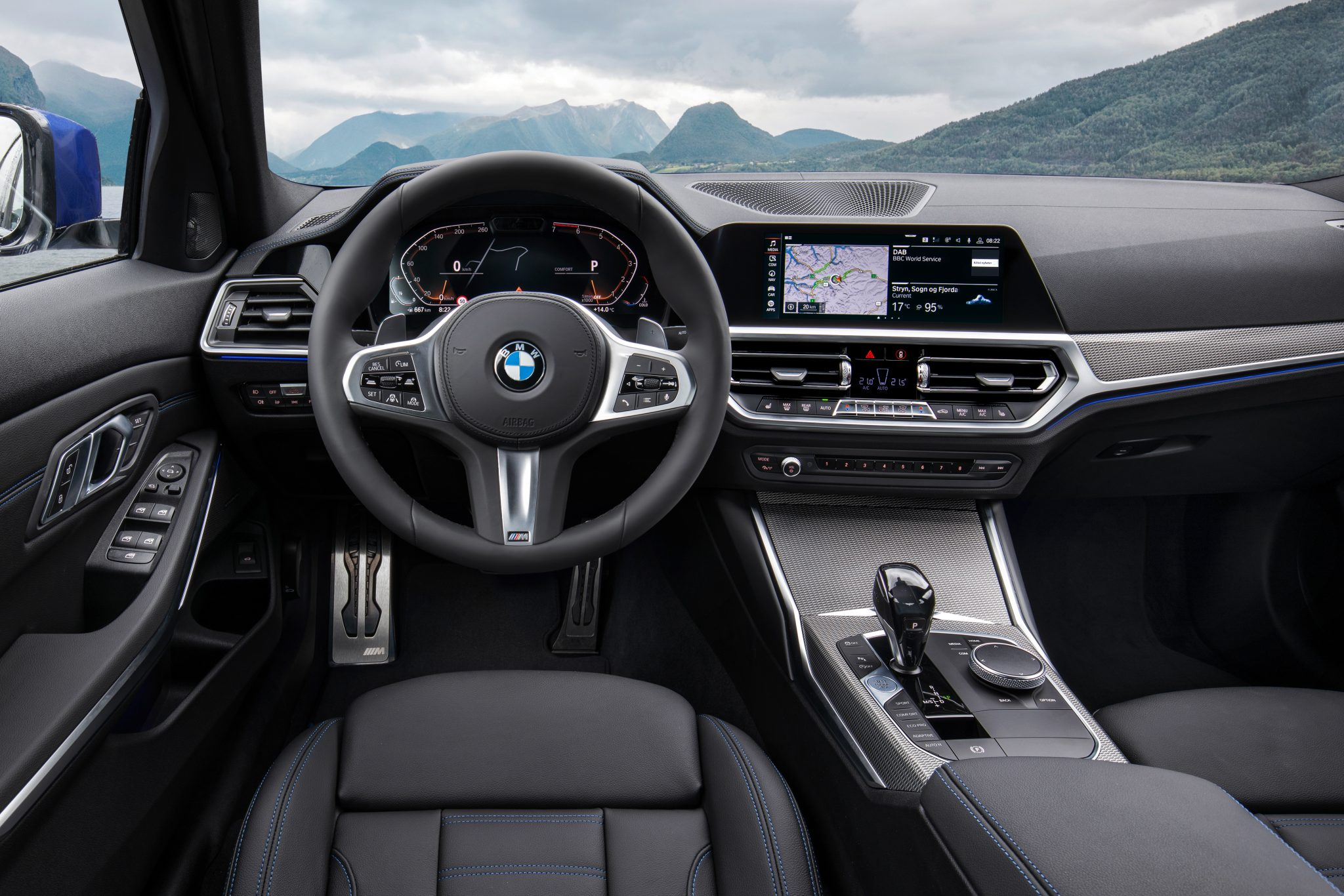 Interieur BMW 330E