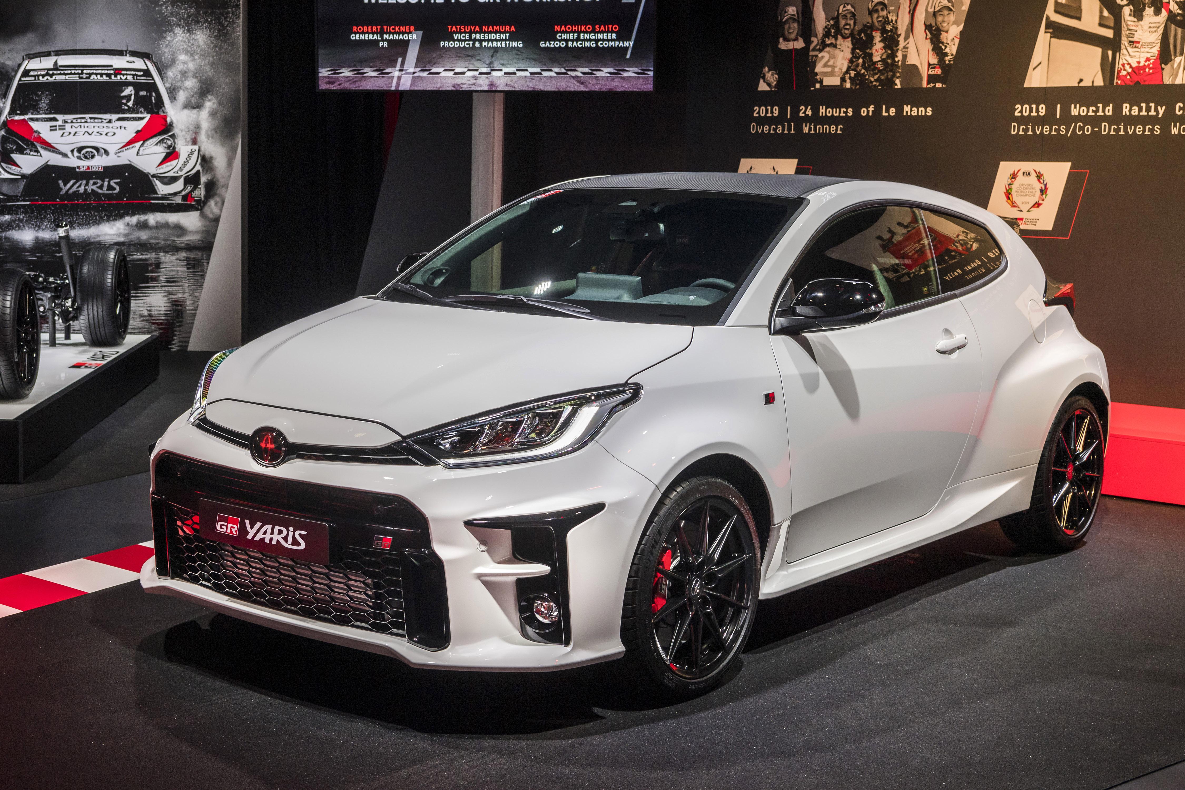 Prijs Toyota Gr Yaris Is Bekend Ongeveer Topgear