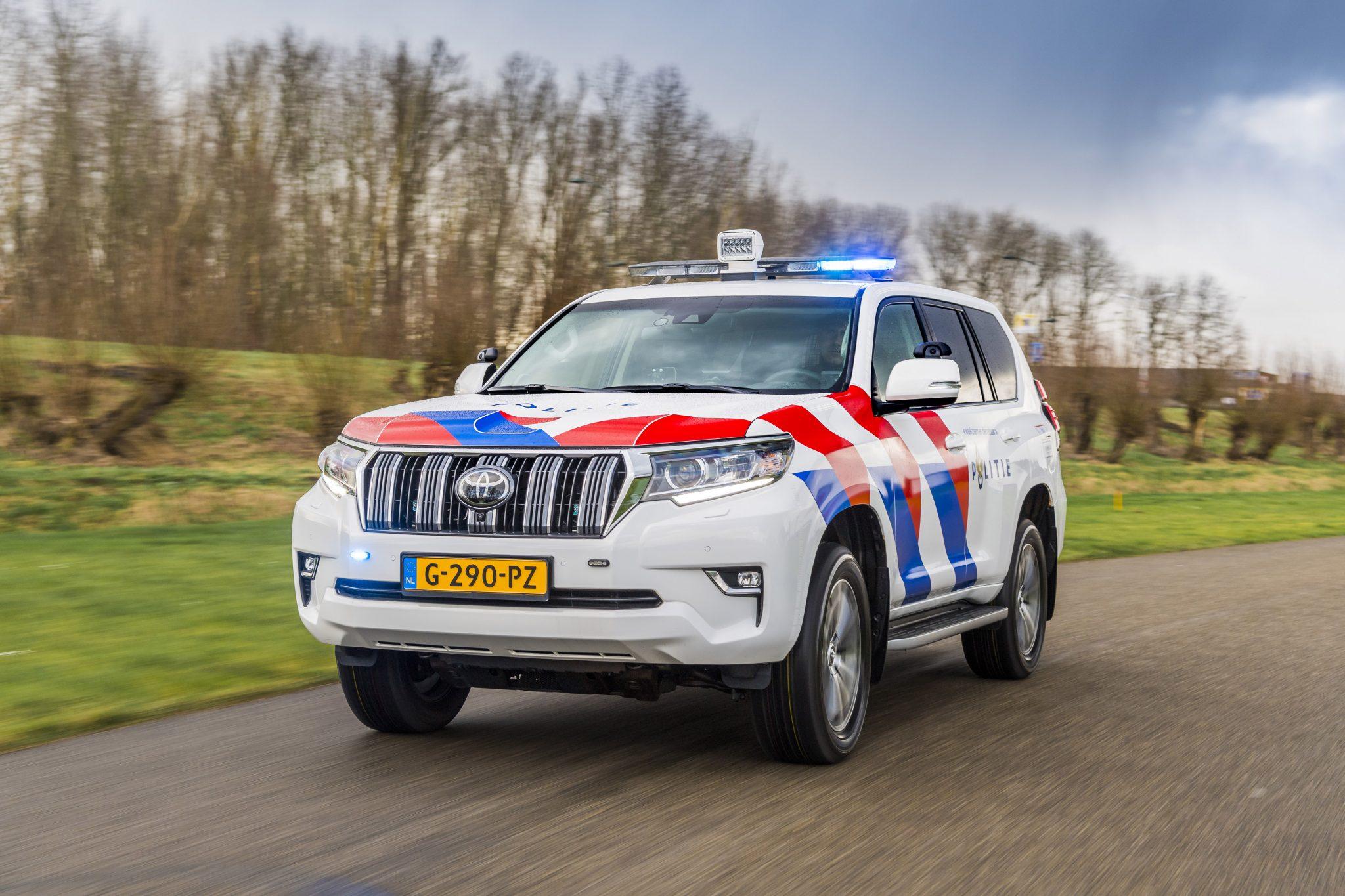 Toyota Land Cruiser Nationale Politie Nederland