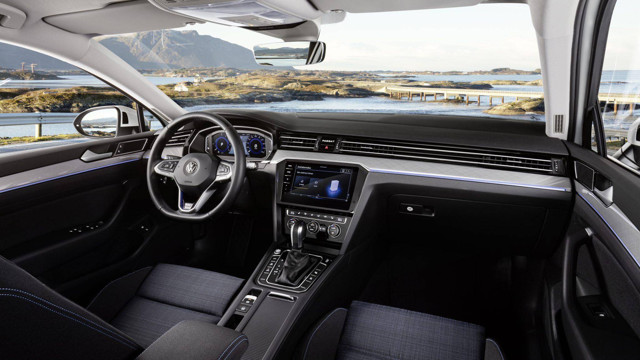 Interieur Volkswagen Passat GTE