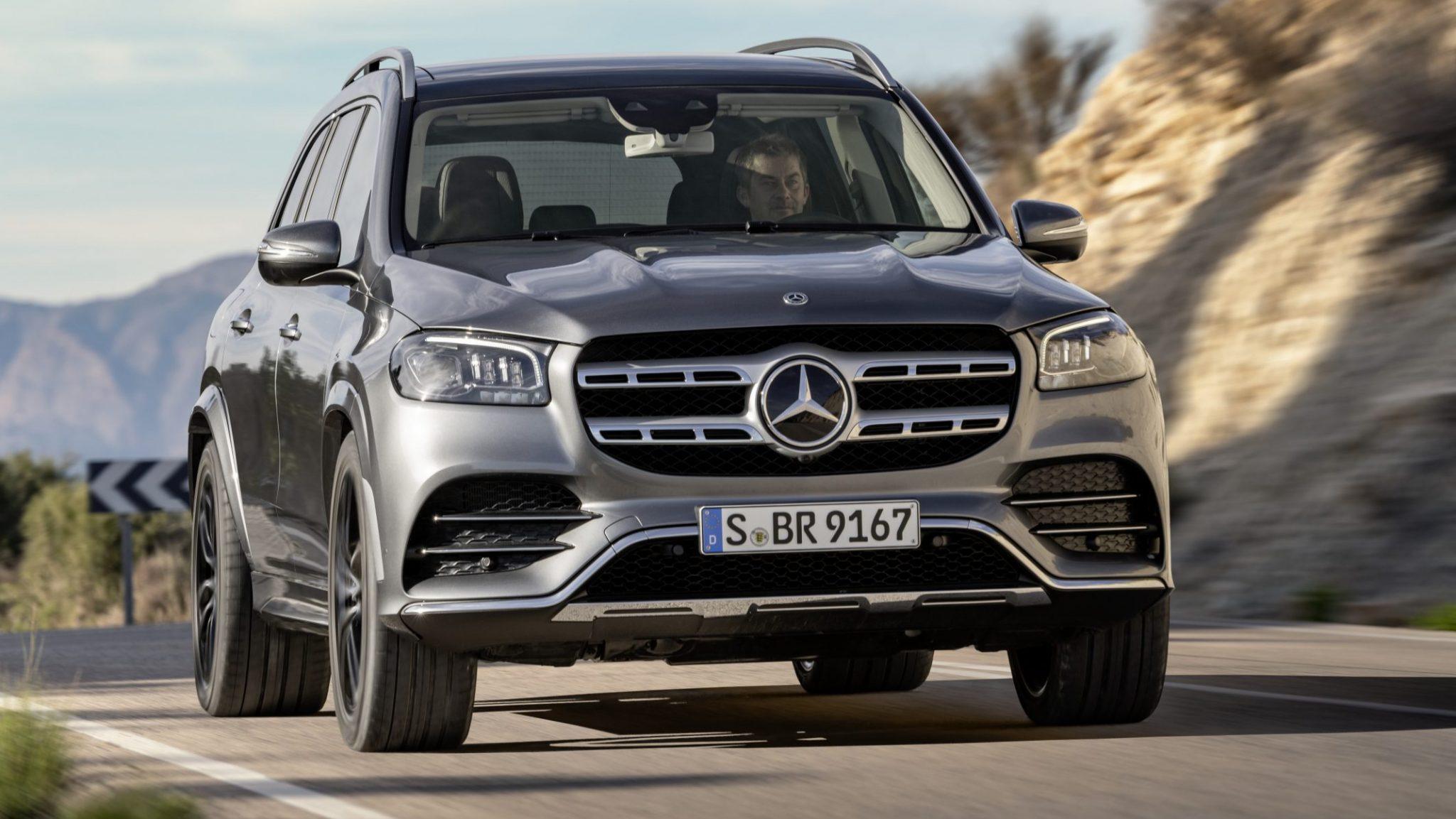 Mercedes GLS 2019