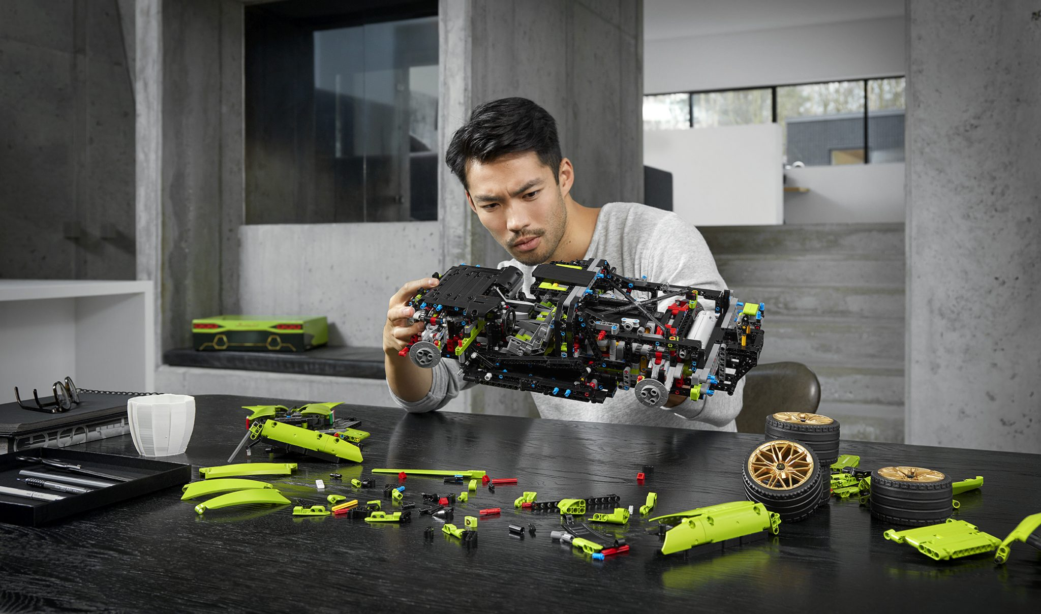 Review Lego Lamborghini Sian