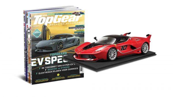 Halfjaarabonnement TopGear met Ferrari FXX K