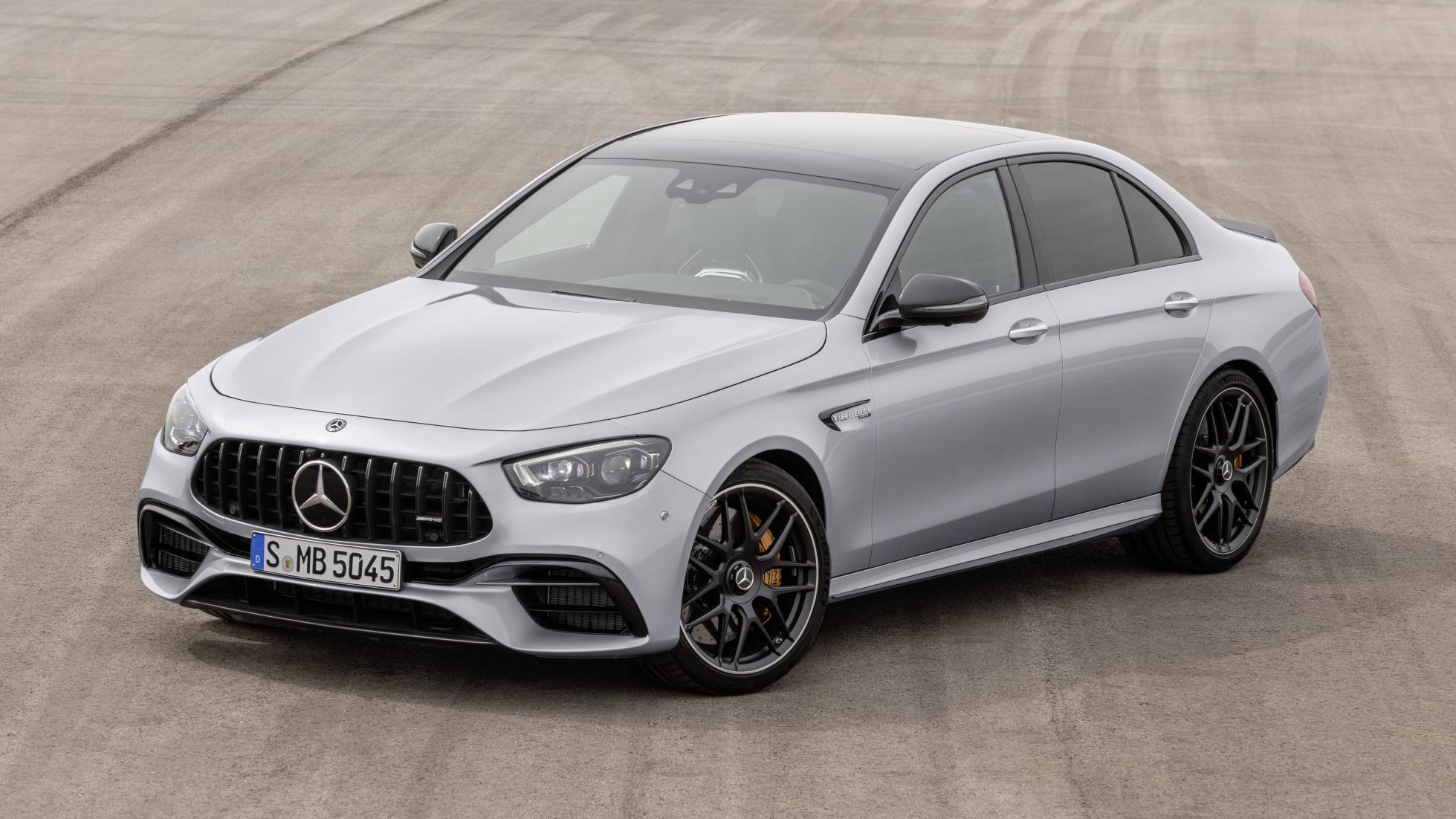 Mercedes-AMG E 63 S Facelift (2020)