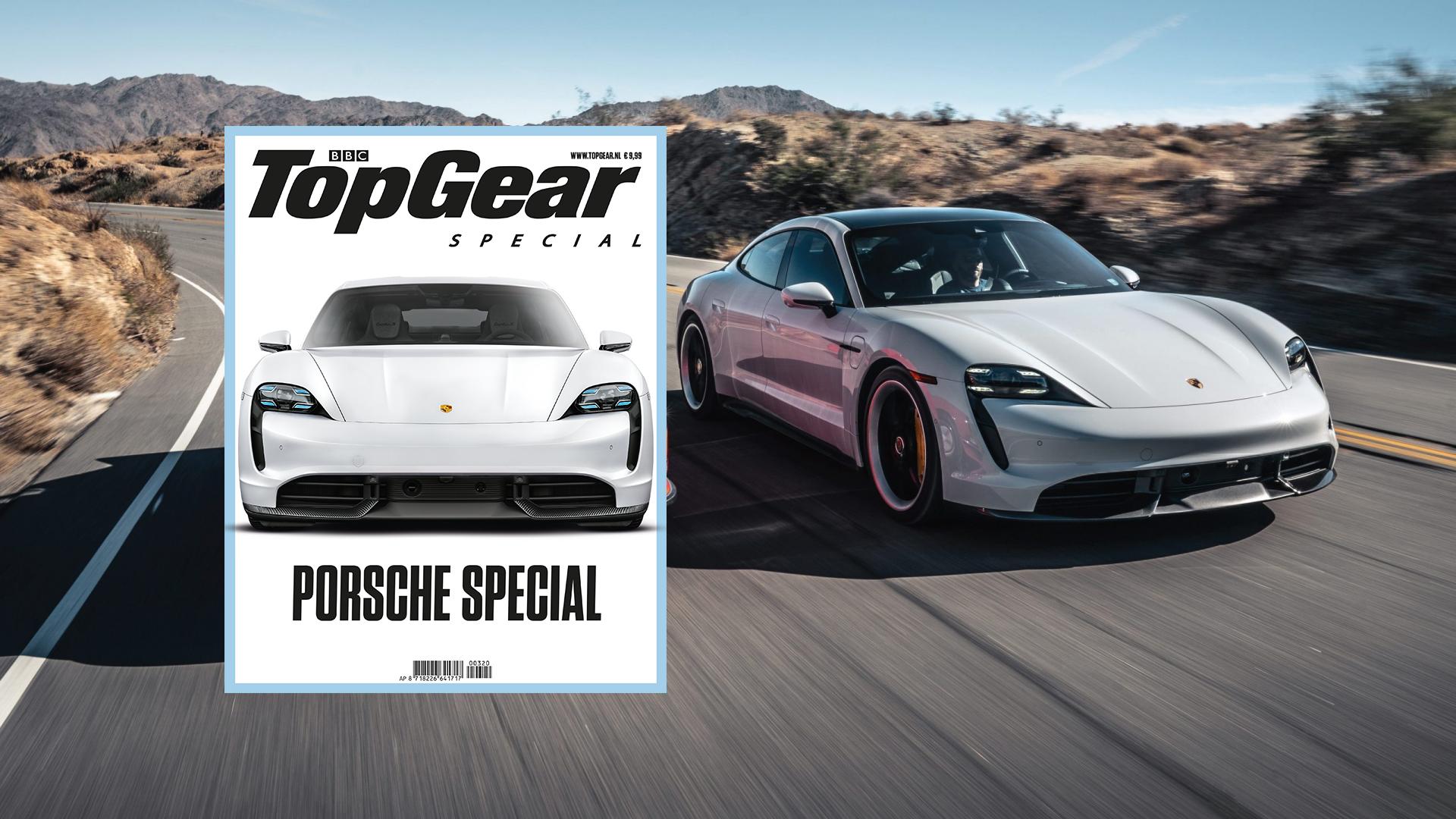 TopGear Porsche Special