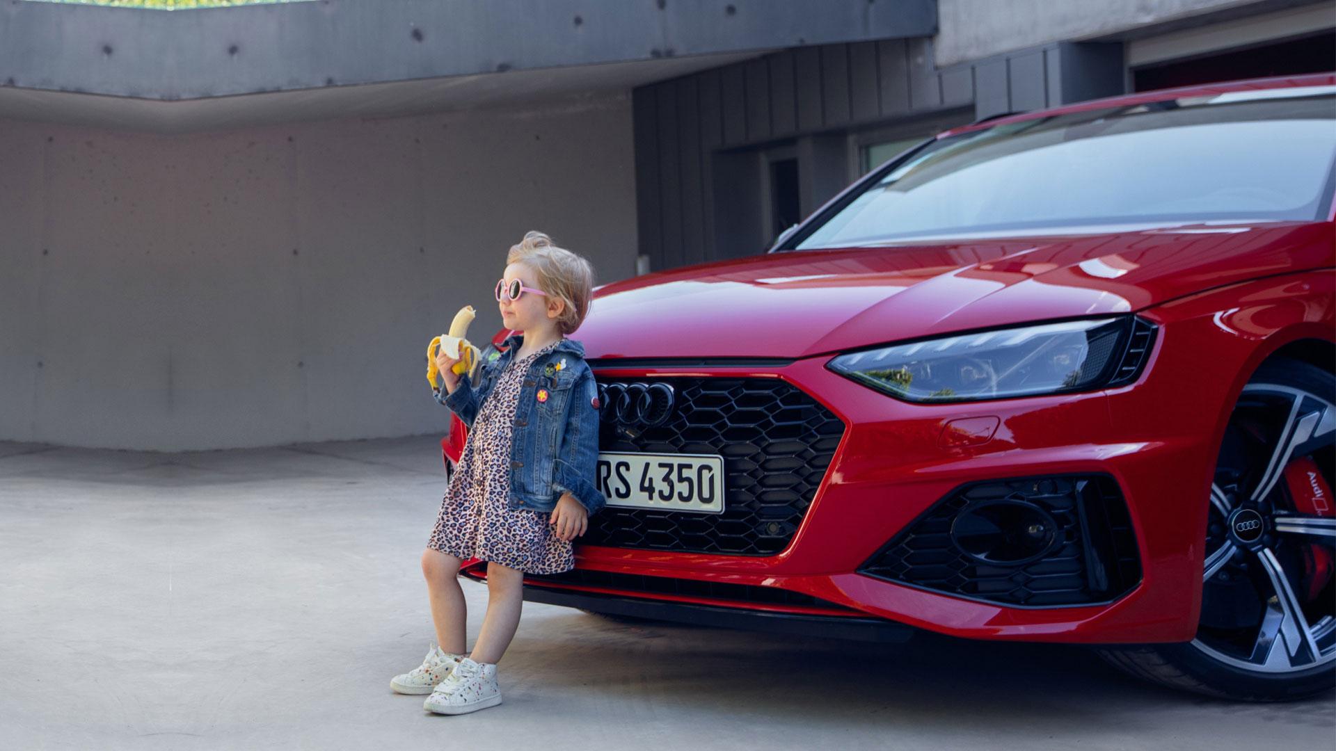 Audi door het stof op Twitter
