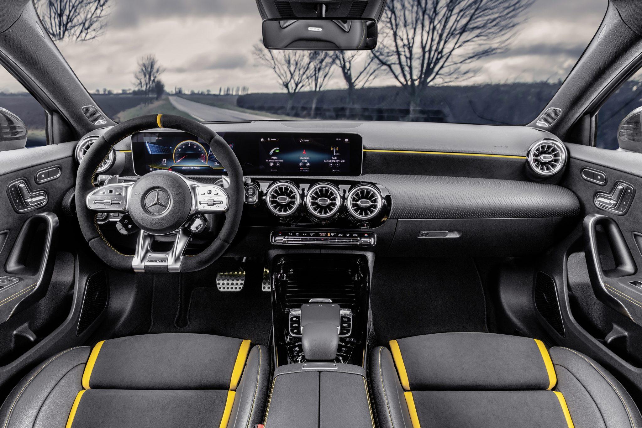 Interieur Mercedes-AMG A 45 S