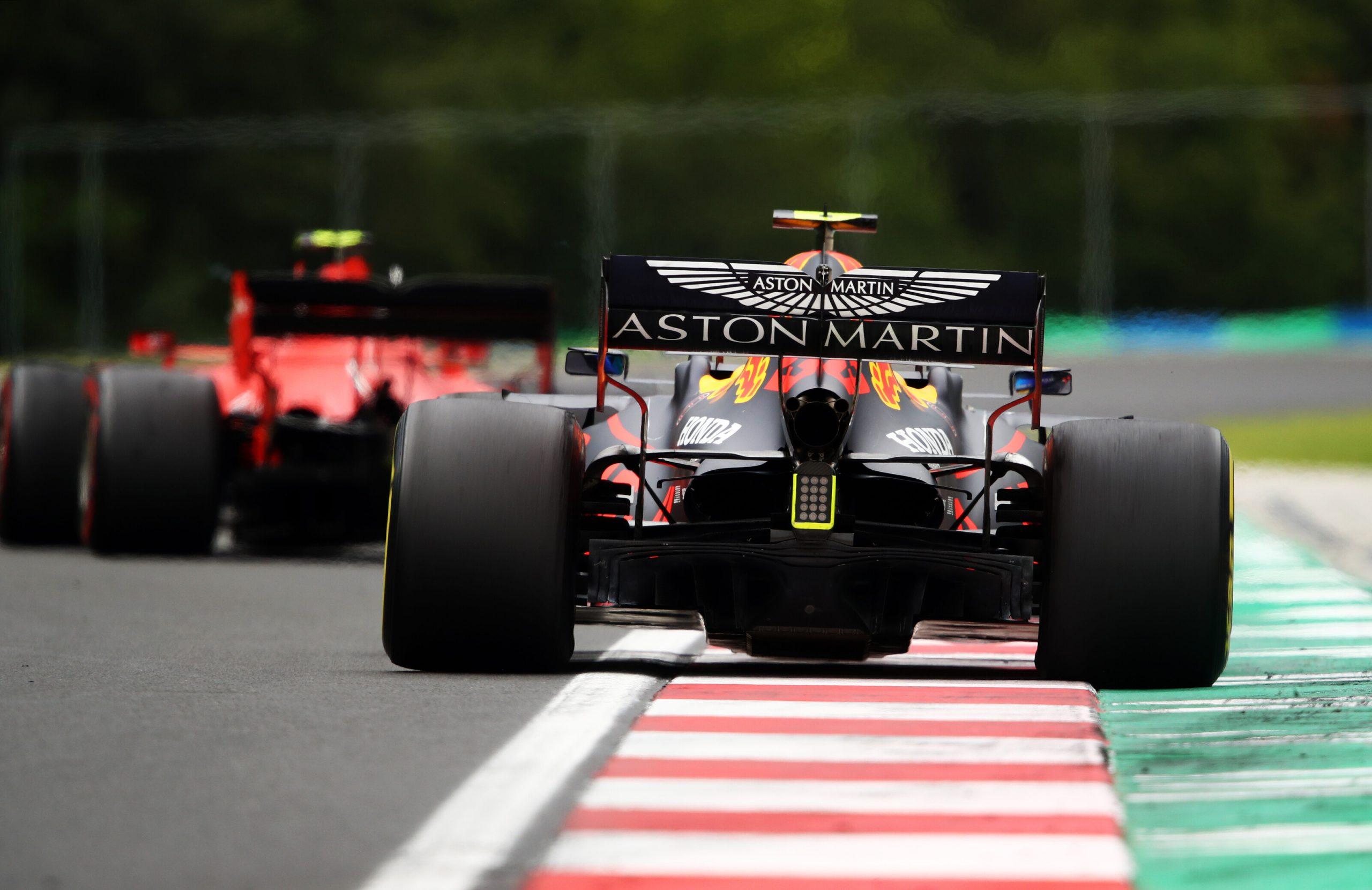 Formule 1 niet in andere richting