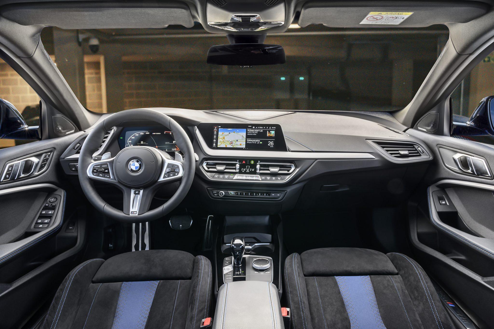 Interieur BMW 1-serie