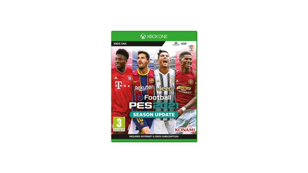 PES 2021 voor Xbox One