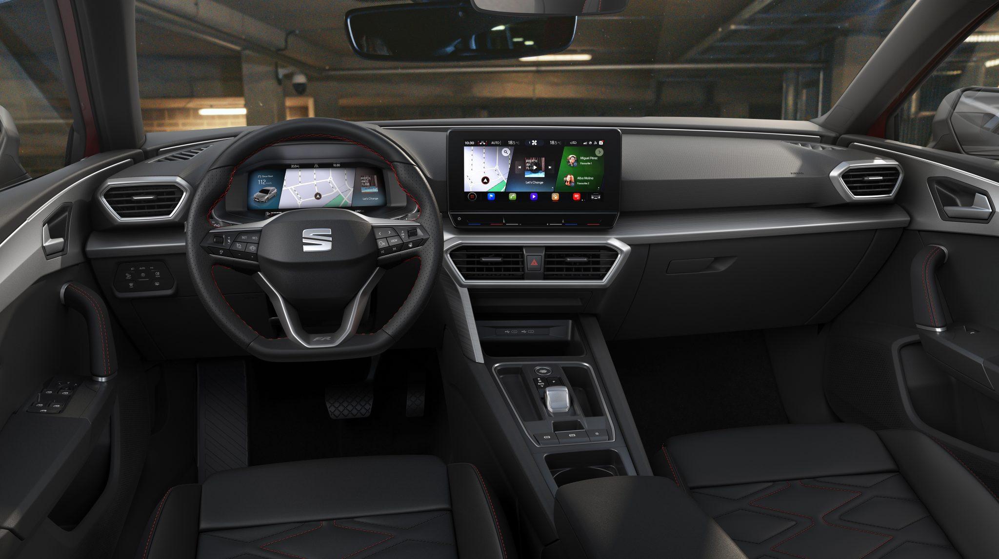 Interieur Seat Leon (2020)