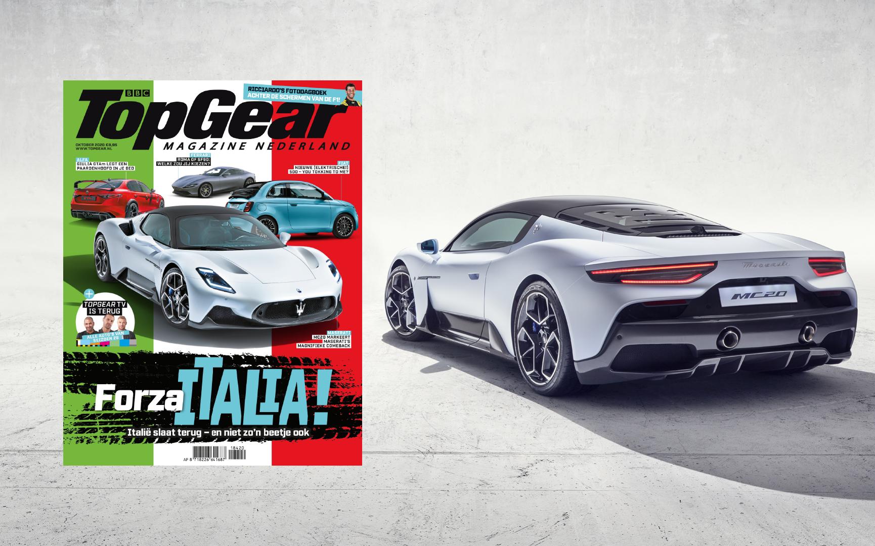 TopGear Magazine 184