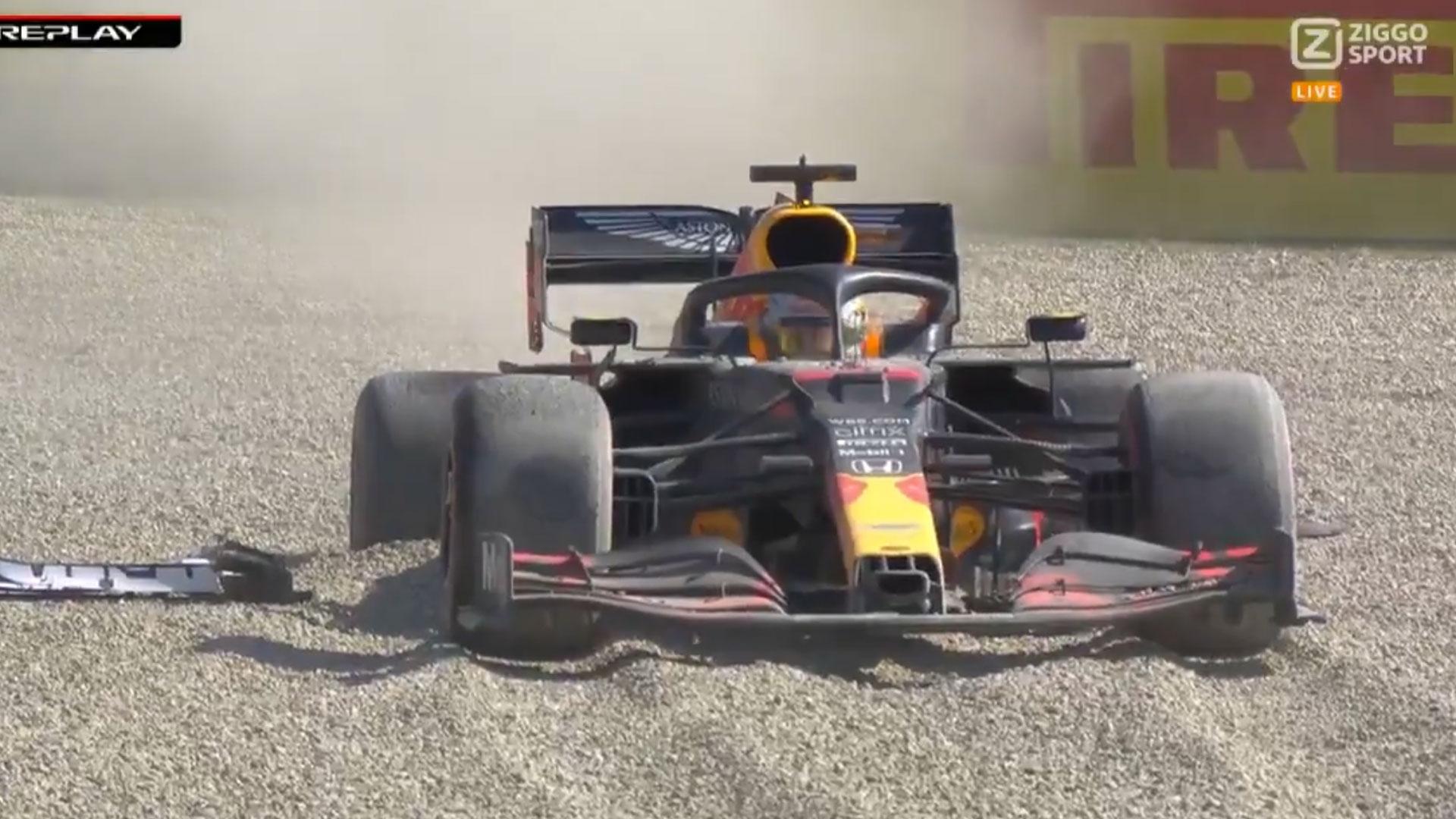 Crash GP van Toscane