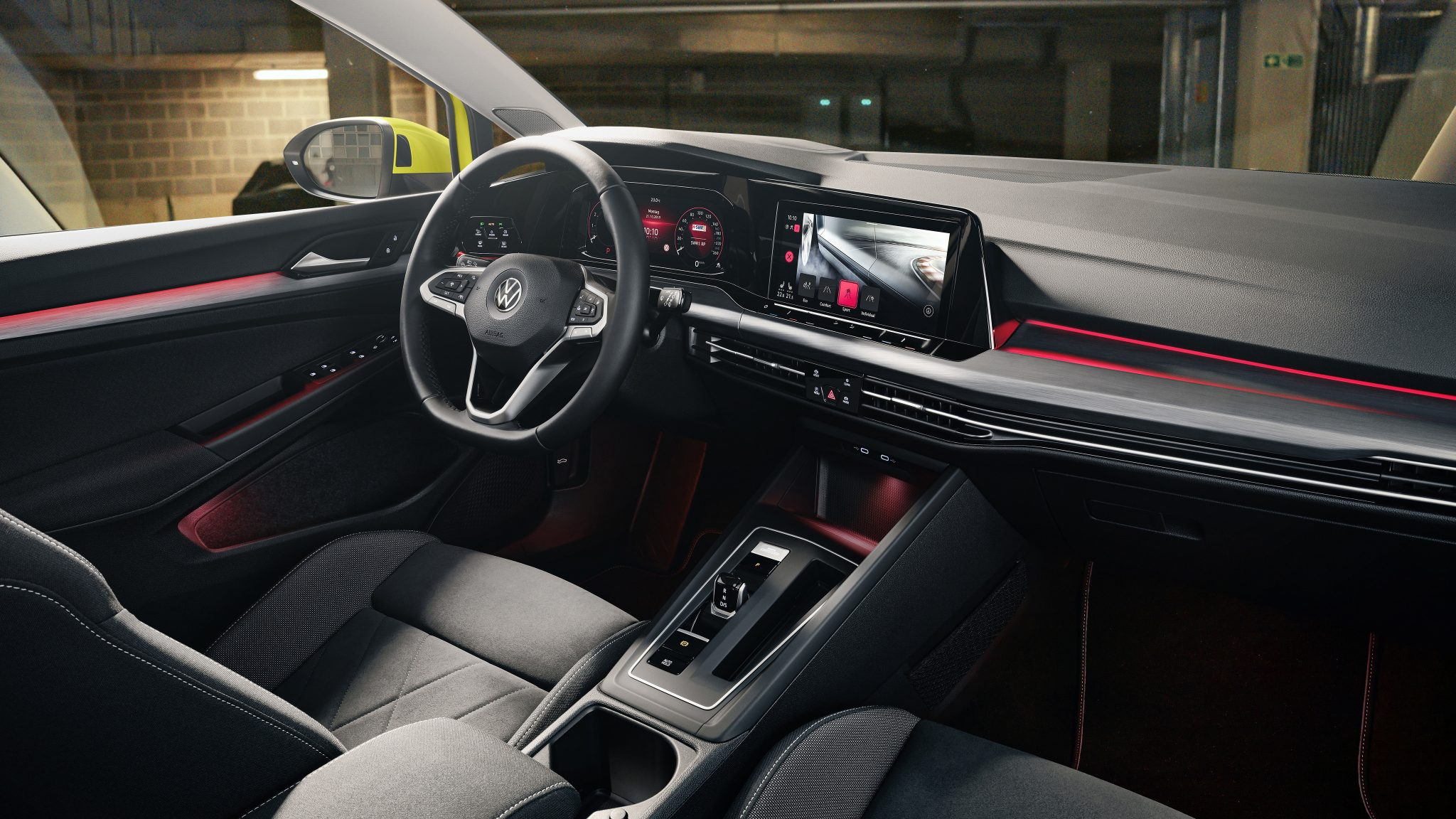 Interieur Volkswagen Golf VIII 2020