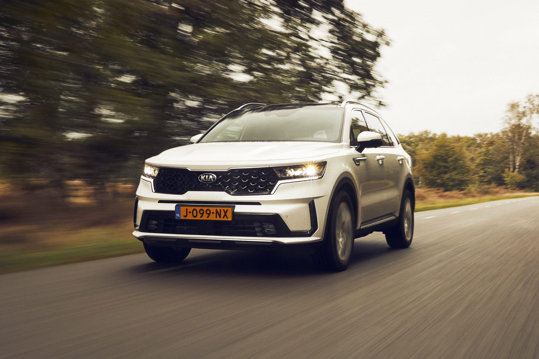 Kia Sorento Hybrid 2020: 1e rij-indruk