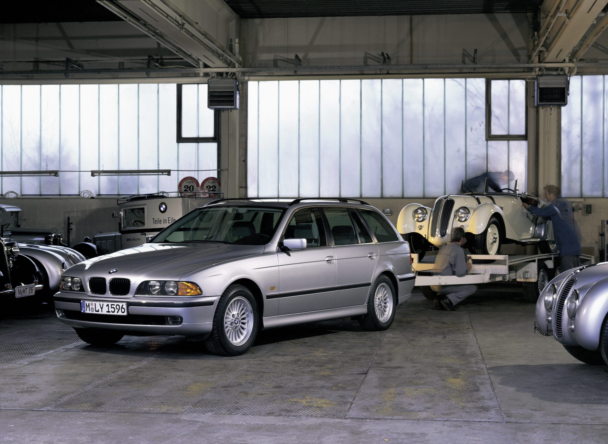 BMW 5-serie Touring E39