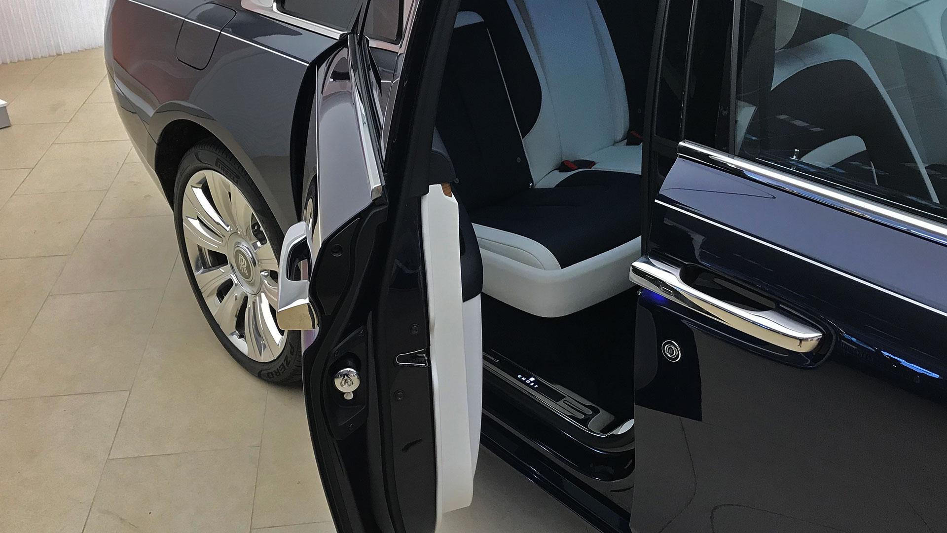 Deuren Rolls-Royce Ghost 2020 interieur