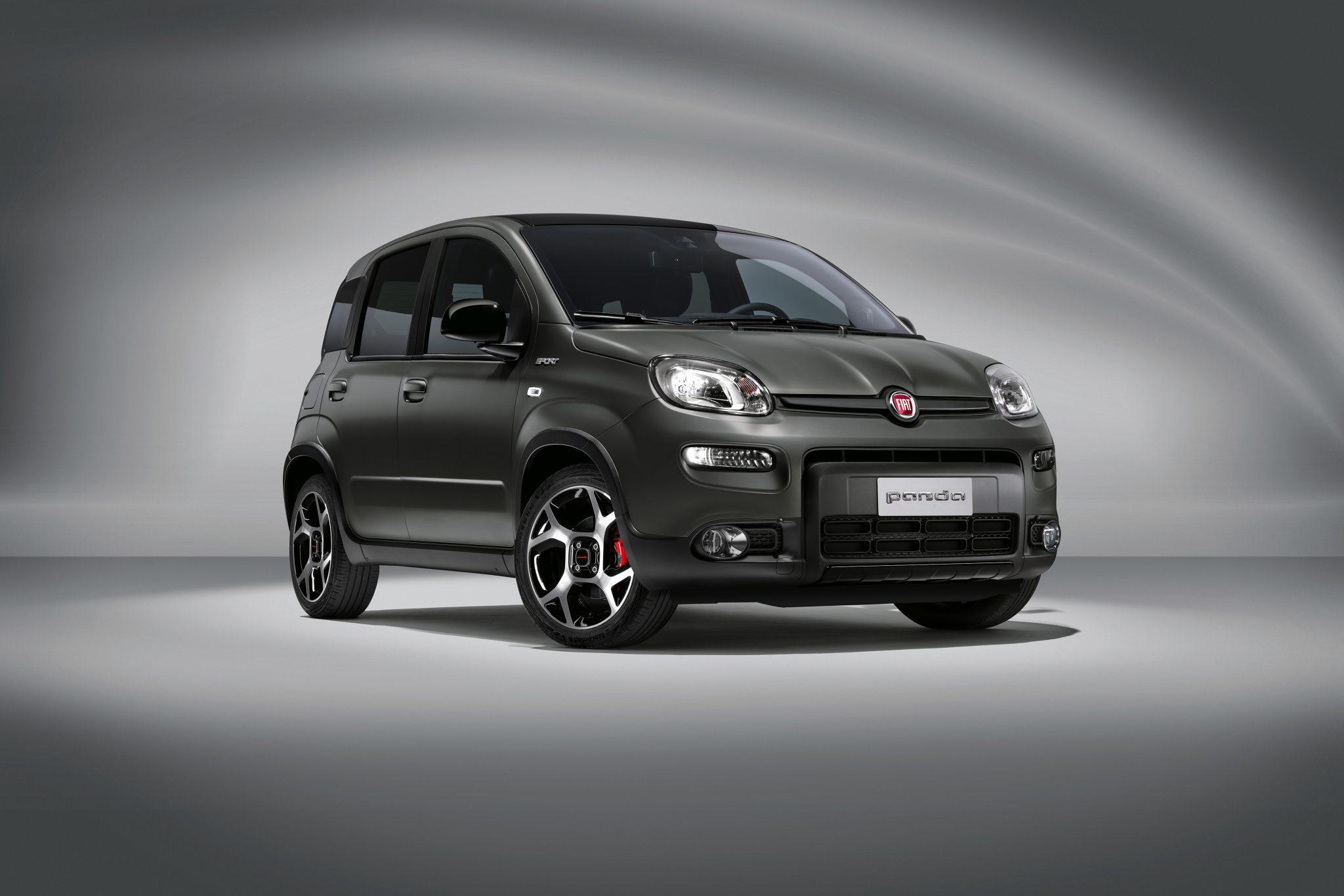 Fiat Panda Sport 2020