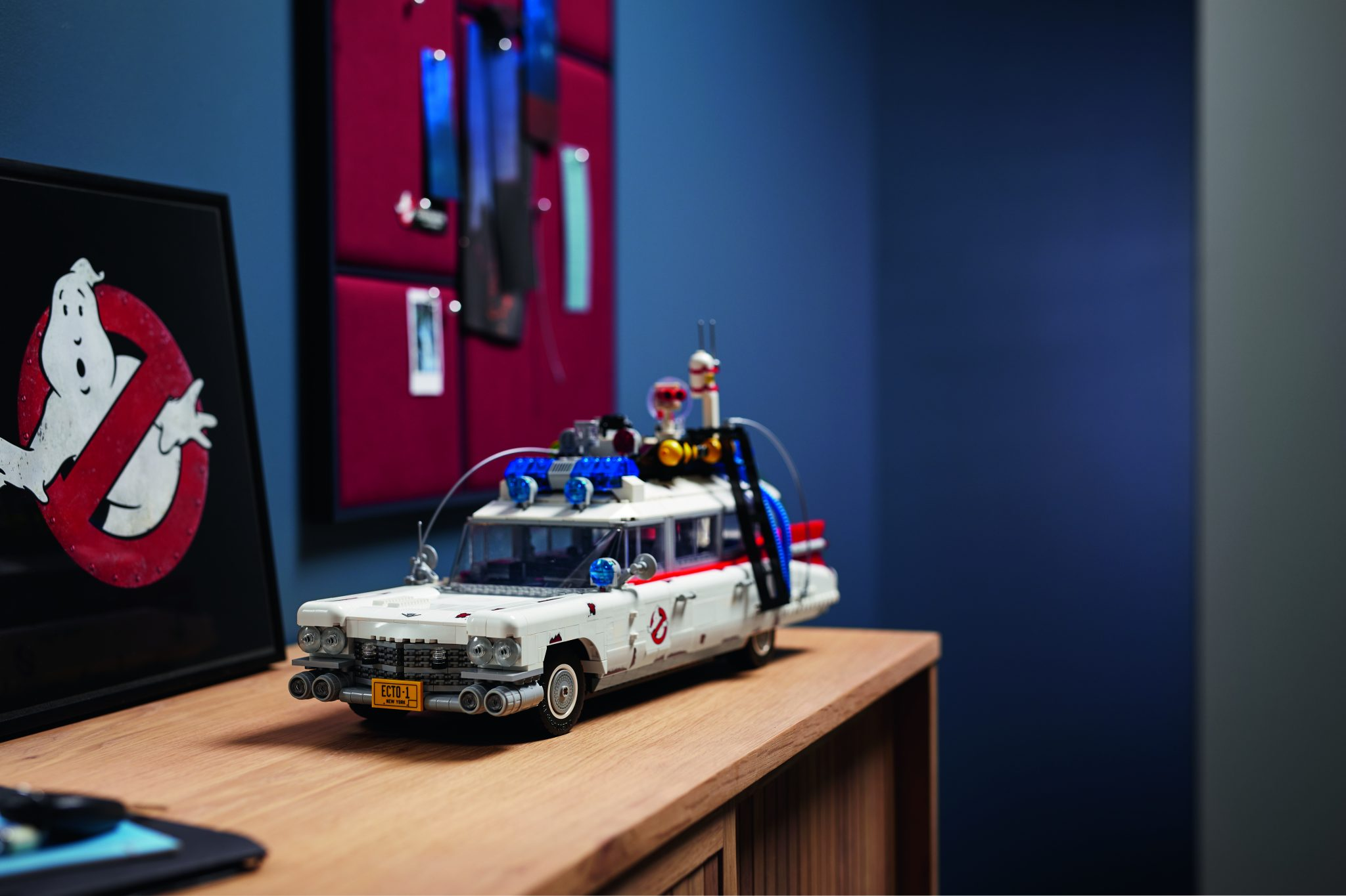 Auto uit Ghostbusters