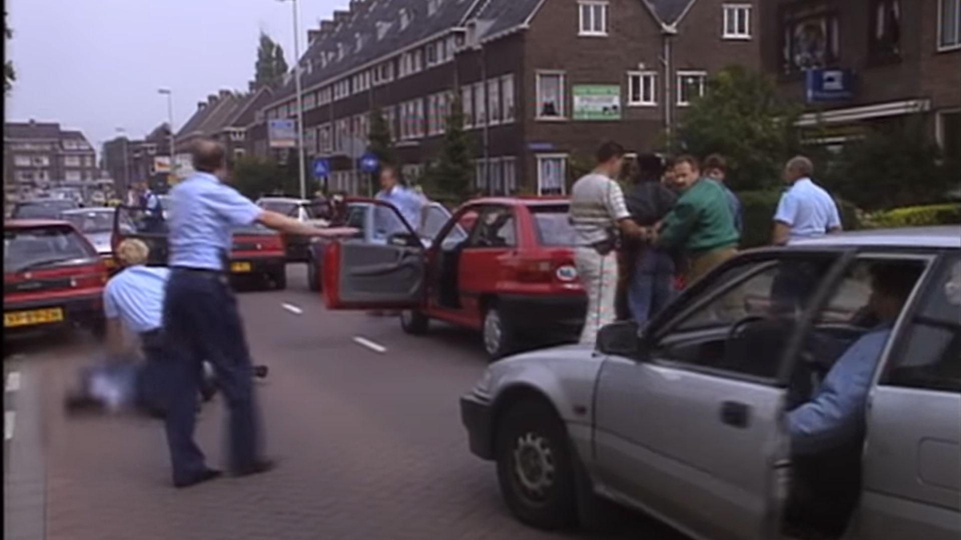 Politie-Civics uit Blik op de Weg