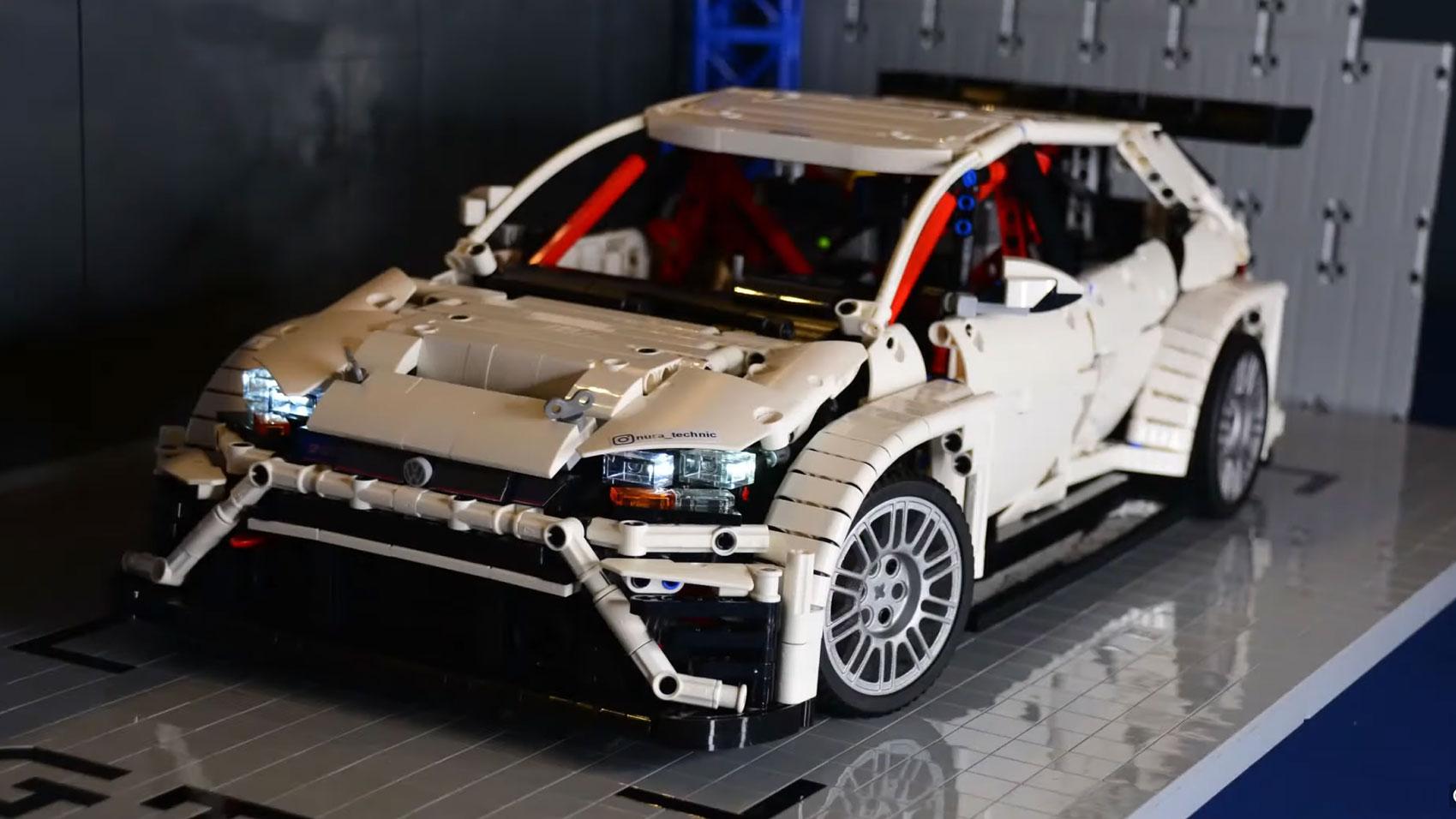 Lego VW Golf GTI