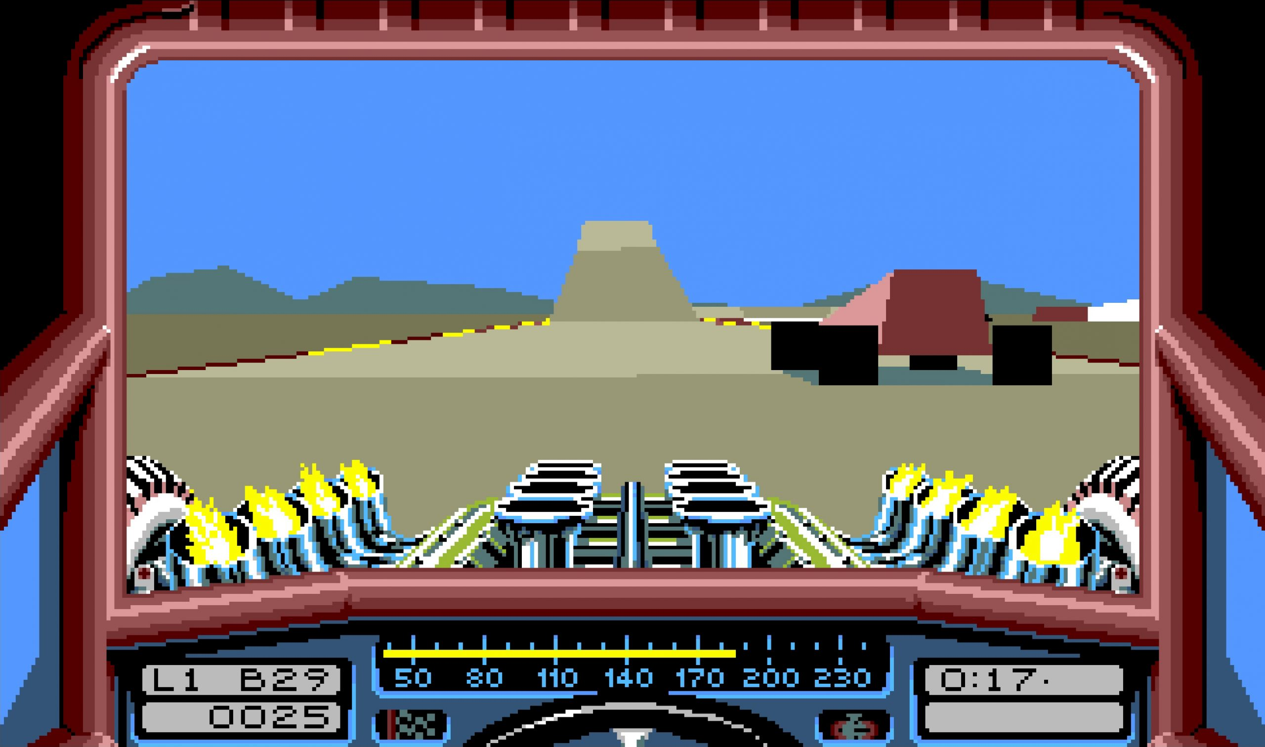 Stunt Car Racer 1989