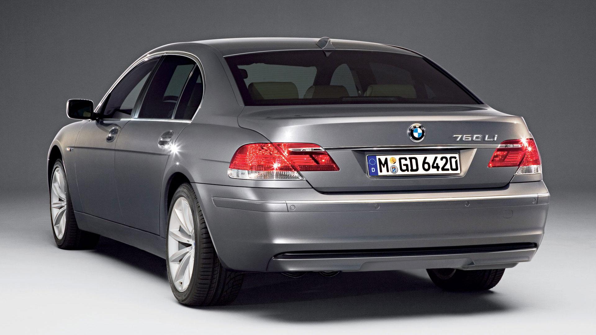 BMW 7-serie E65 door Bangle