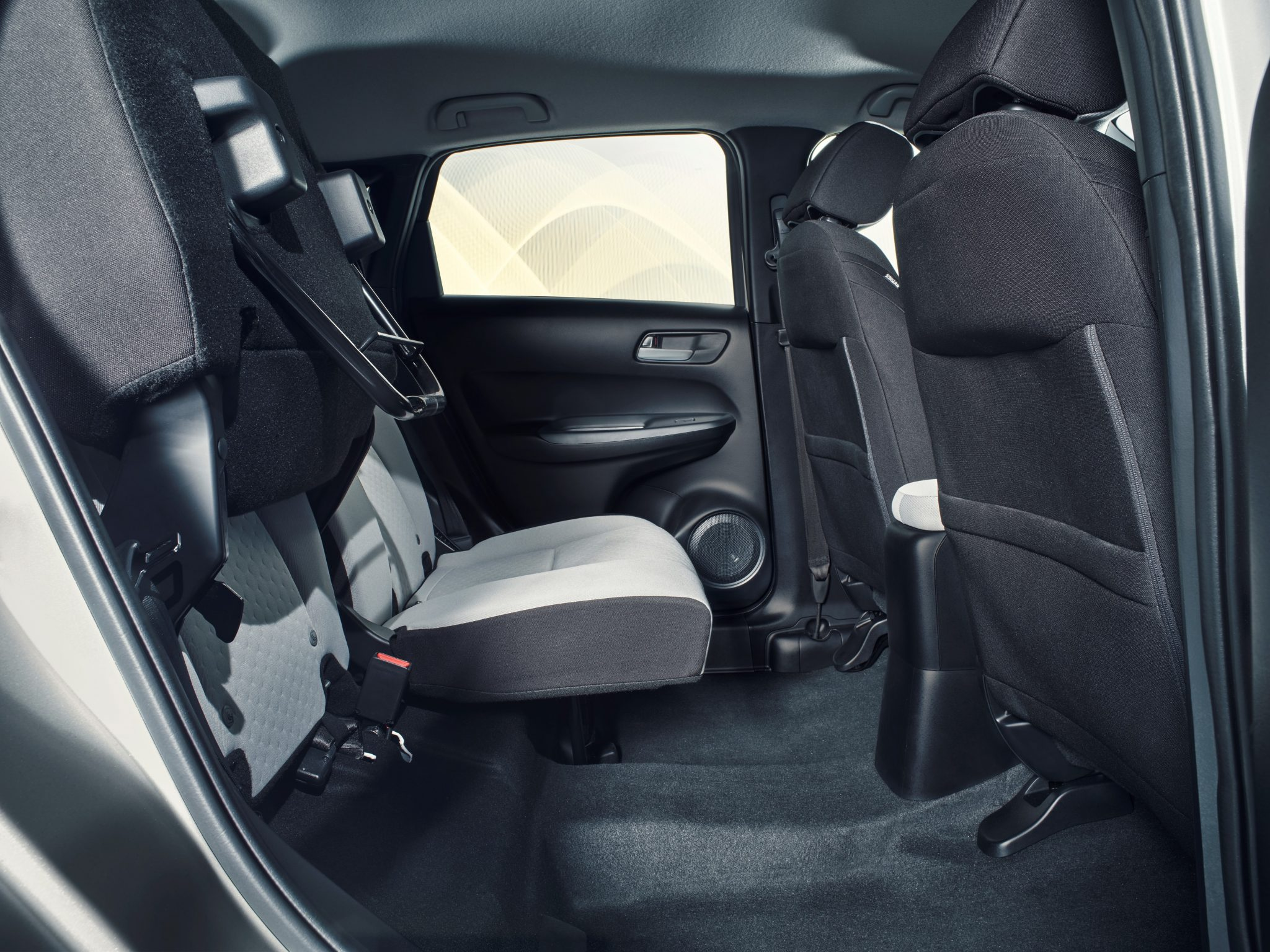 Honda Jazz Interior Magic Seats