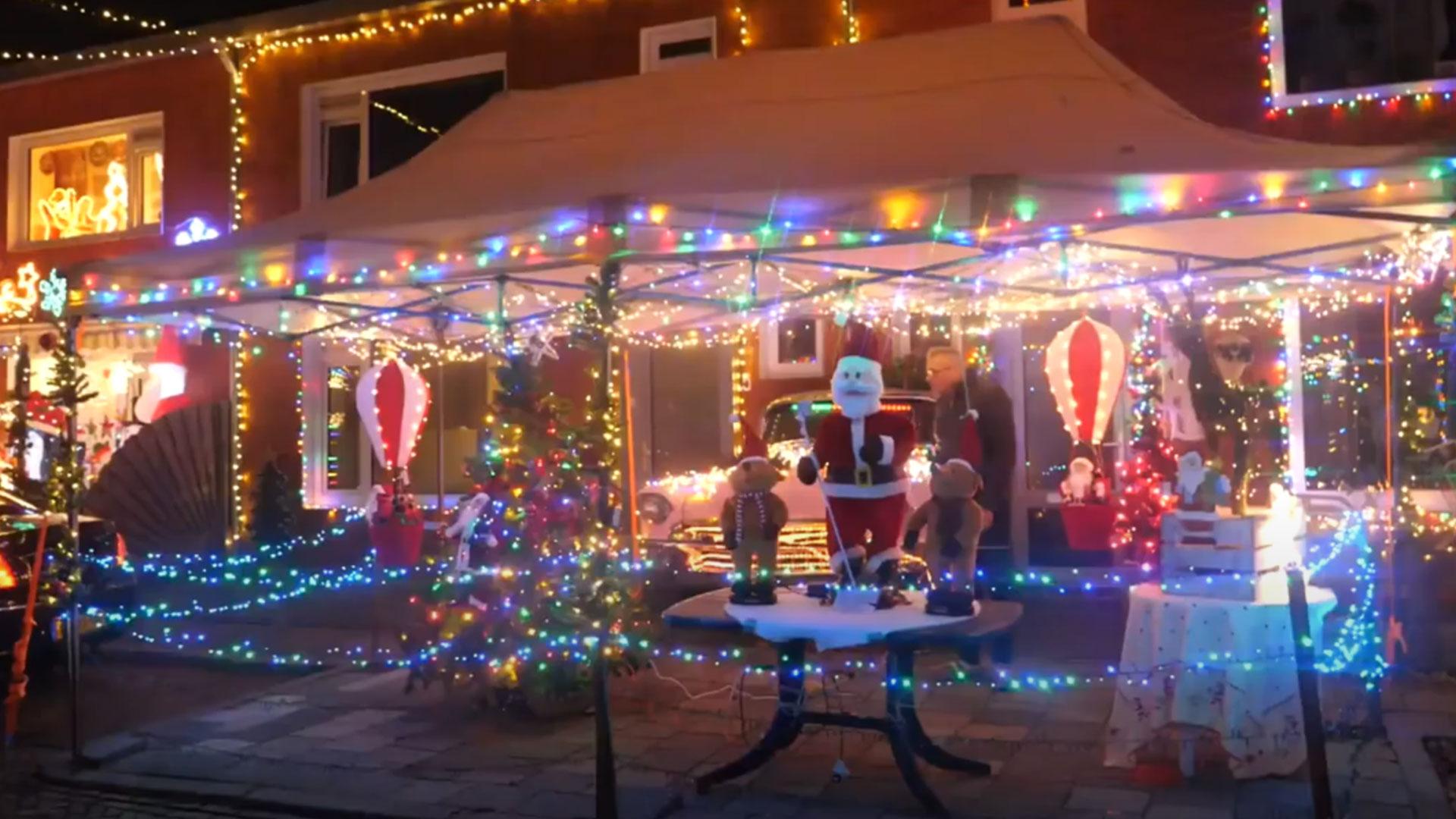 Coronaproof kerstdorp in Nederland