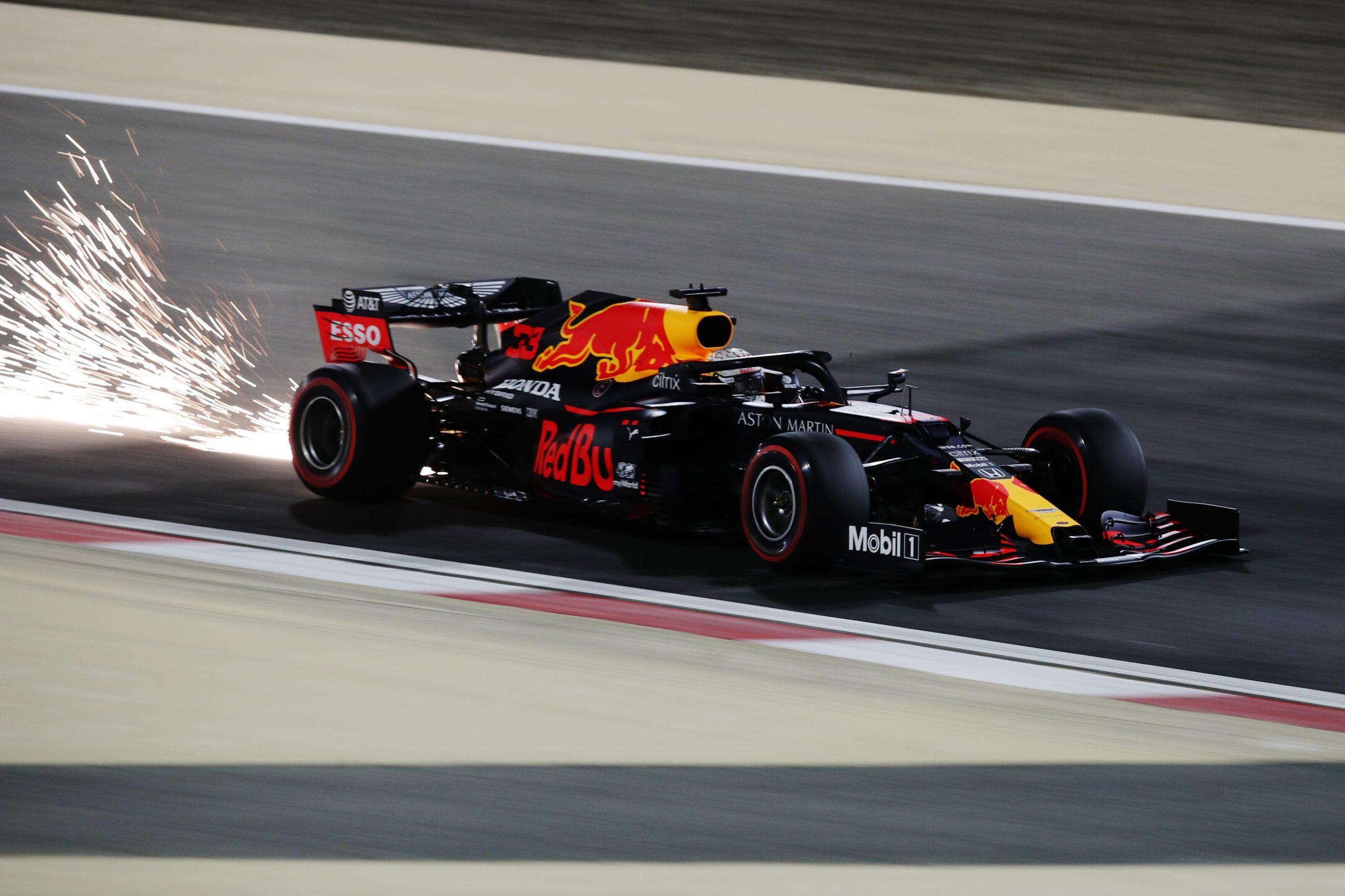 Kwalificatie van de GP van Sakhir 2020