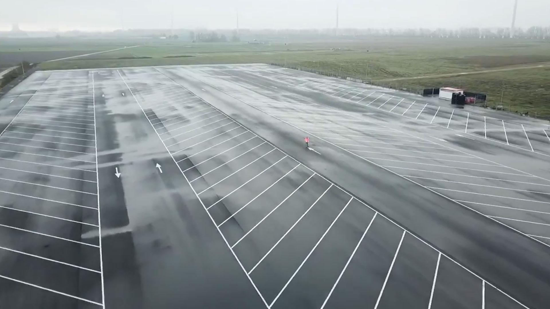 Nederland legt parkeerplaatsen aan voor Brexit