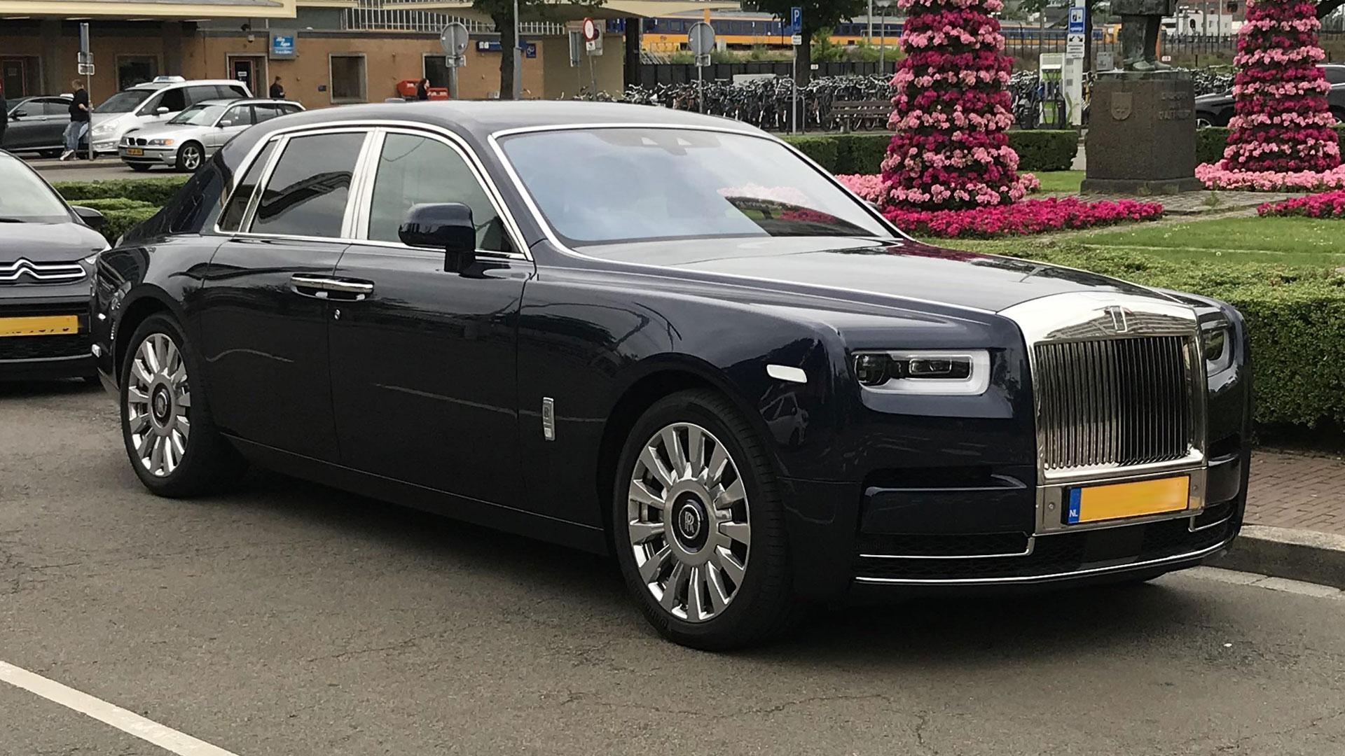 Duurste Rolls-Royce Phantom van NEderland in 2020