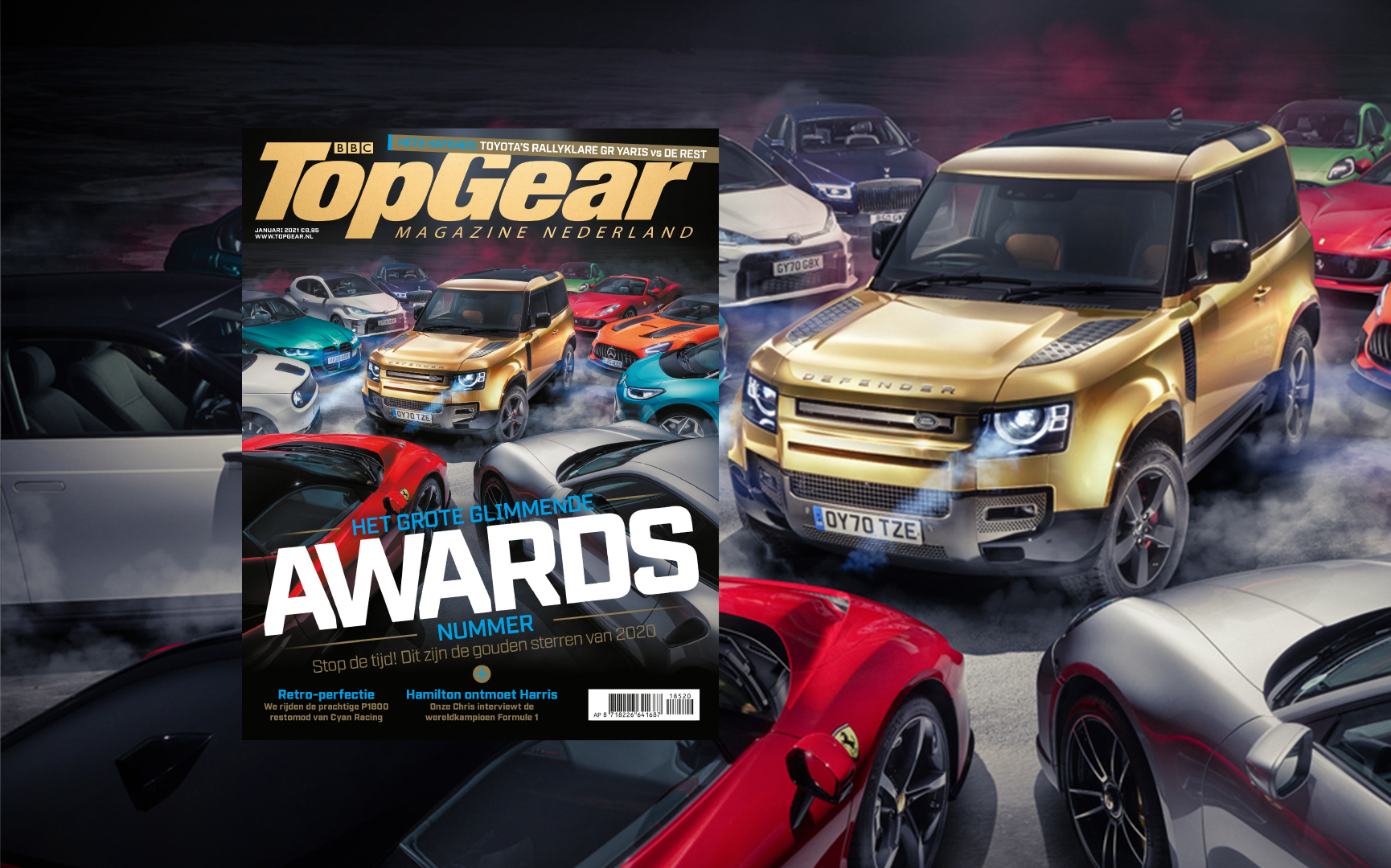TopGear Magazine 187