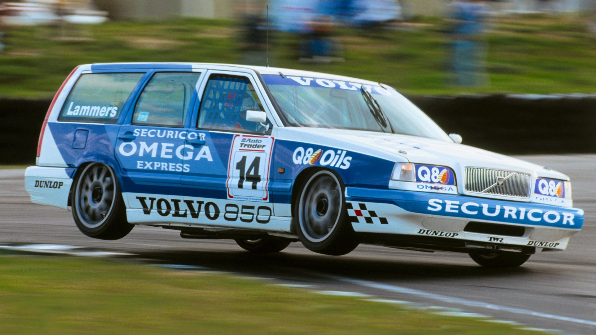 Volvo 850 Racing Estate BTCC