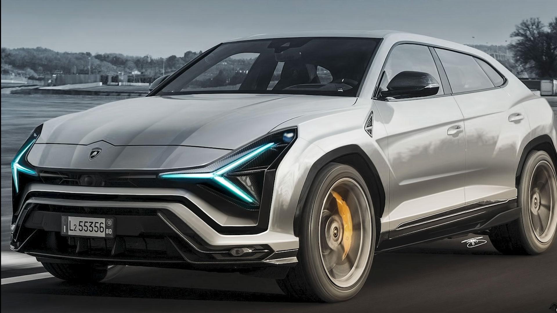 Zou deze onofficiële facelift van de Lamborghini Urus meer verkopers trekken?